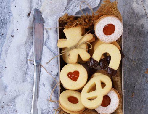 Gluten free Italian crostata