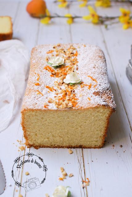 Gluten free Portoguese rice flour pound cake