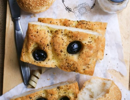Impasto con Nutrifree pane senza glutine