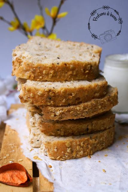 Pan Bauletto ai cereali senza glutine affettato