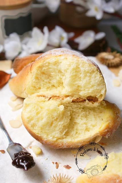 Treccia di brioche al limone senza glutine