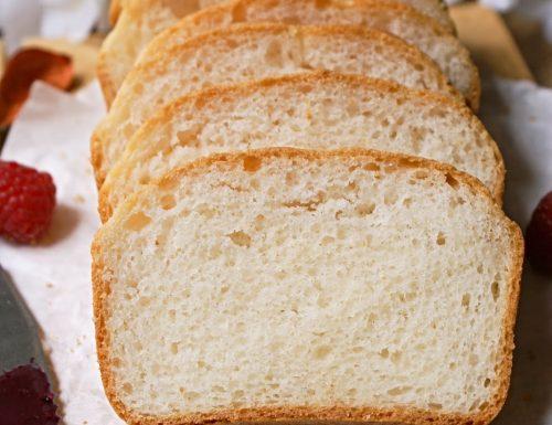 Pancarrè senza glutine ricetta base