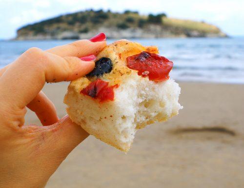 Focaccia barese senza glutine