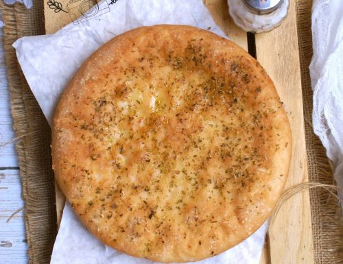 Focaccia senza glutine con mix it! Schar