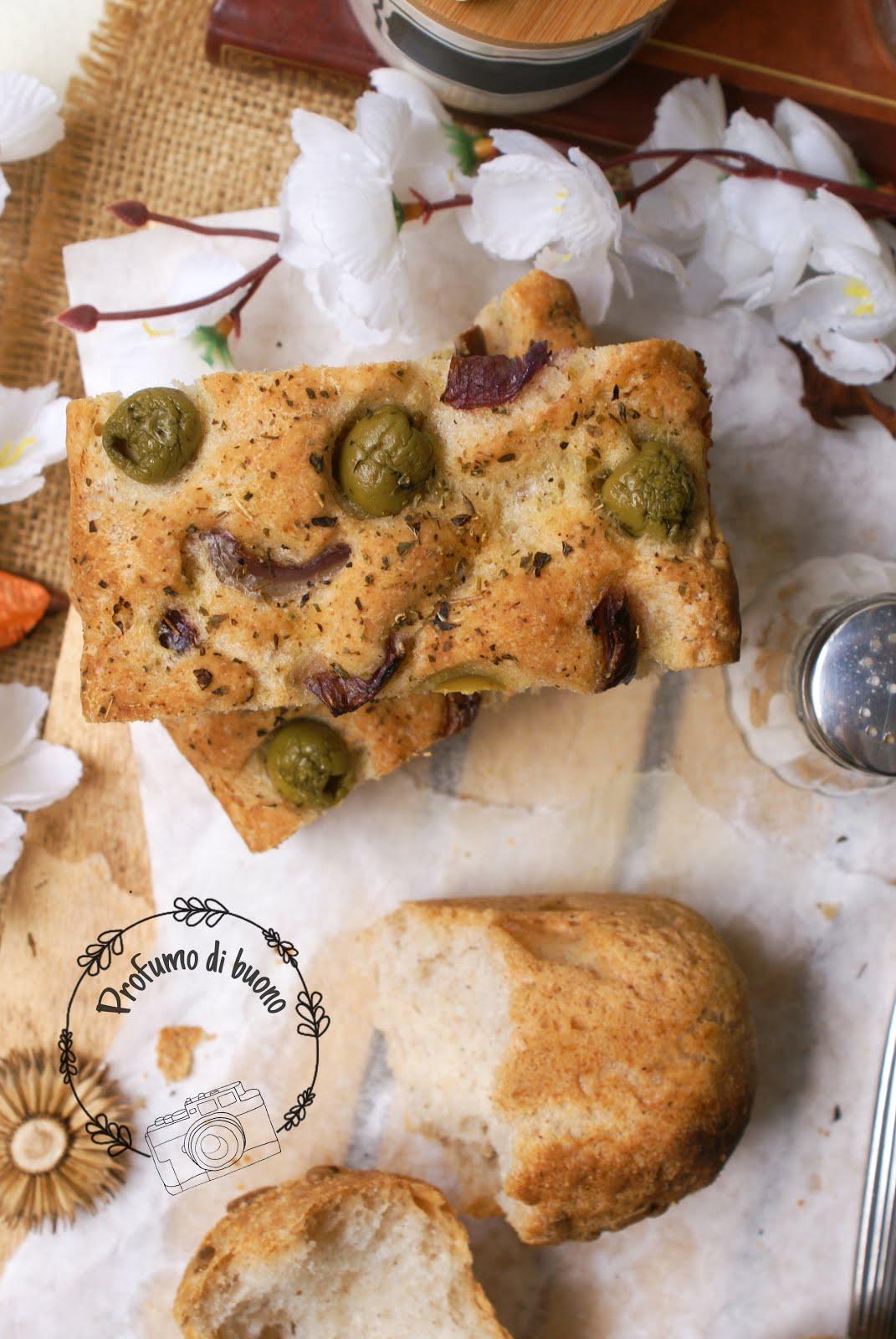 Impasto con Nutrifree pane integrale