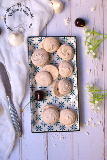 Gluten free meringues