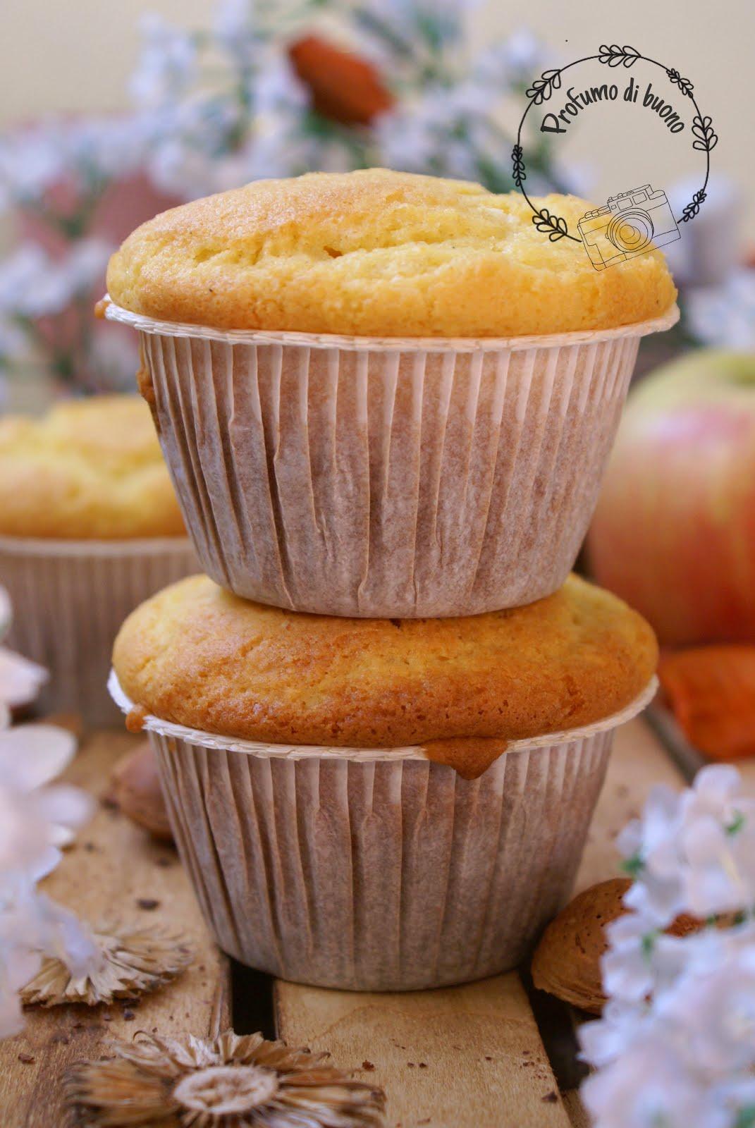 Muffin senza glutine con farina di miglio