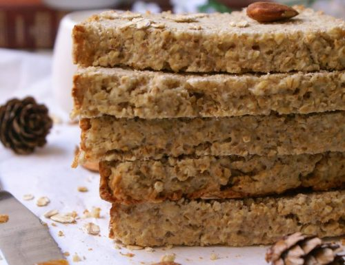 Gluten free porridge bread, soft and chewy!