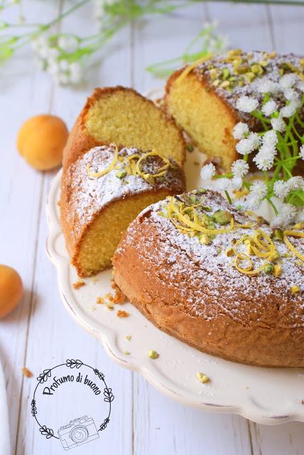 Gluten free vanilla bundt cake