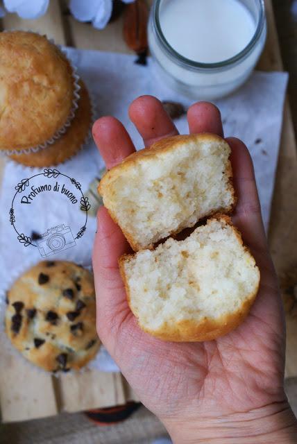 Muffin vegan senza glutine semplici