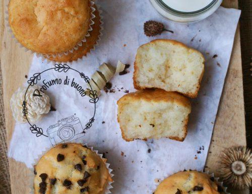 Muffin vegan senza glutine ricetta base