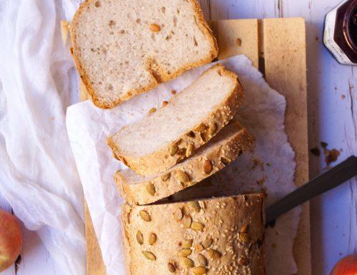 Pane in cassetta integrale nella ZeroGlu