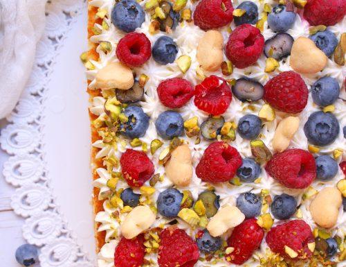 Torta casalinga senza glutine