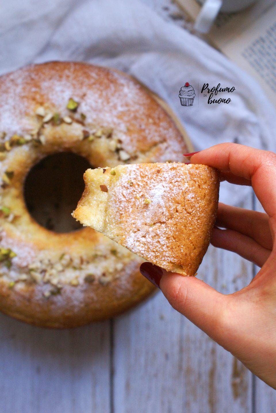 Gluten free soft bundt cake