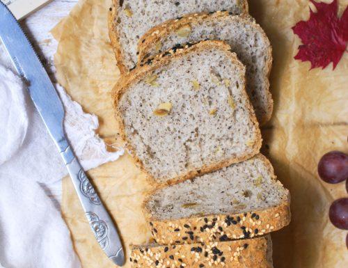 Pan bauletto senza glutine al grano saraceno