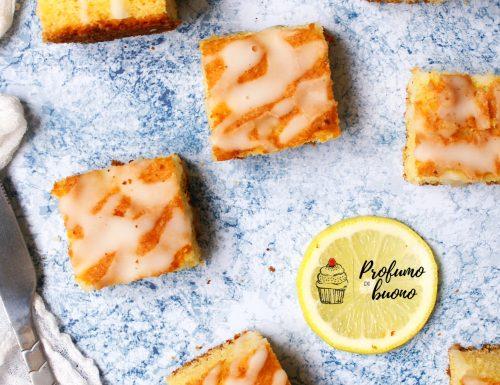 Trancetti al limone senza glutine