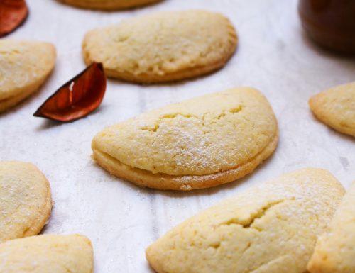 Ravioli dolci senza glutine