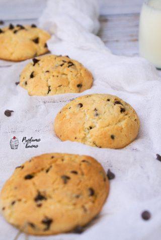 Pastarelle senza glutine con gocce di cioccolato