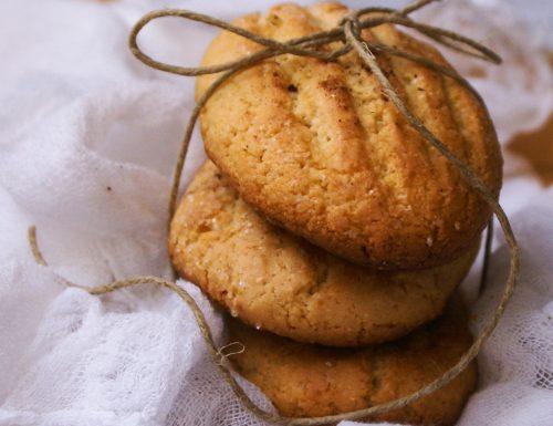 Gluten free breakfast cookies