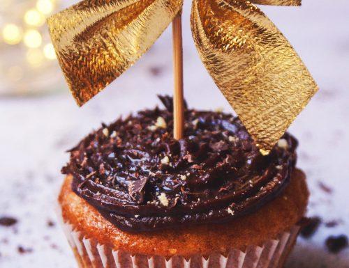 New Year's cupcakes (gluten free!)