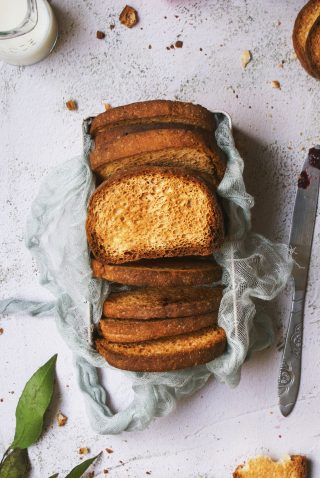 Fette biscottate senza glutine