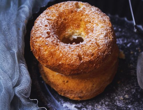 Gluten free soft baked donuts
