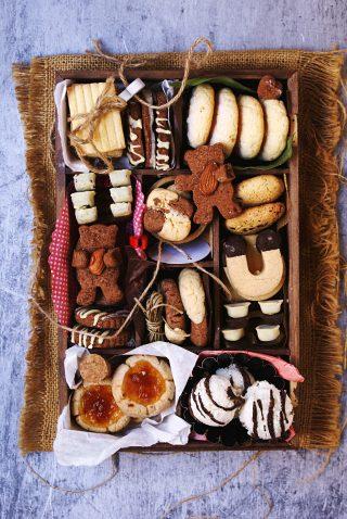 Biscotti senza glutine: una ricetta per sette gusti