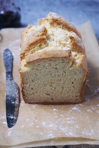 Irish soda bread senza glutine