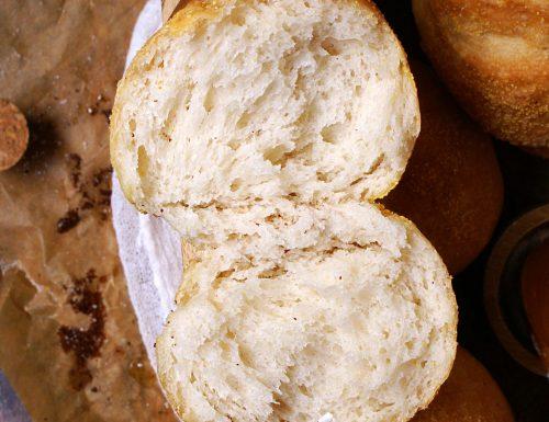 Panini senza glutine (2g di lievito!)