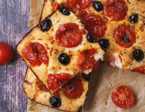 Focaccia senza glutine, croccante e deliziosa!