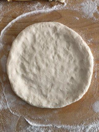 Pizza senza glutine con lievito istantaneo