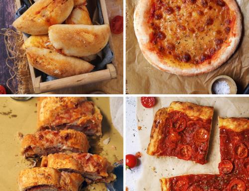 Pizze senza glutine: ricette per tutti i gusti