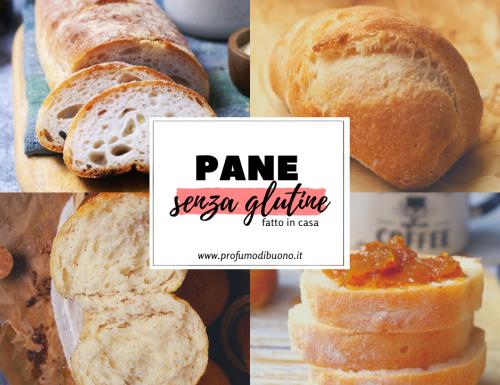 Pane senza glutine fatto in casa: ricette per tutti i gusti