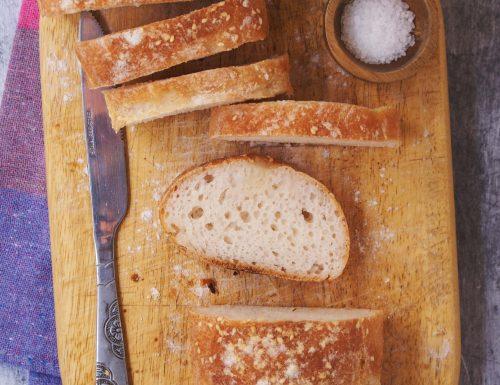 Pane al latte senza glutine morbidissimo
