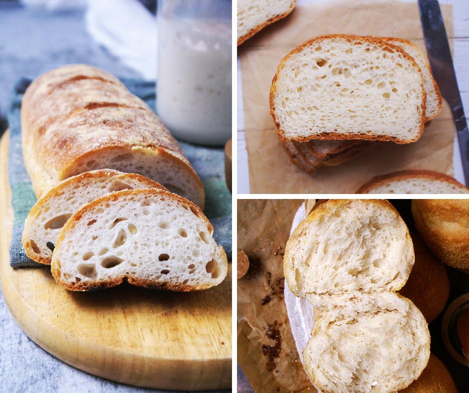 Pane senza glutine: ricetta base e varianti