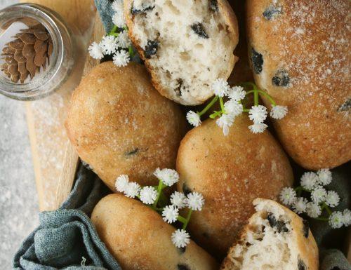 Pucce senza glutine salentine alle olive