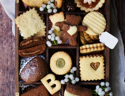 Biscotti di Natale senza glutine: tante idee e ricette
