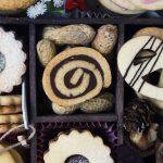 Biscotti bicolore alla Nutella